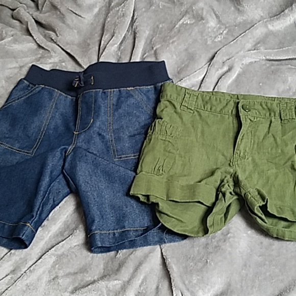 Crazy 8 Other - Girl's Size 8 Shorts Bundle